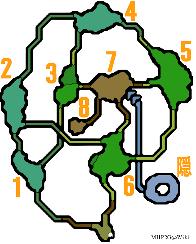 樹海全体図